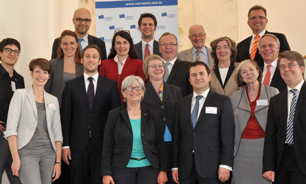Sitzung des EBD-Vorstands