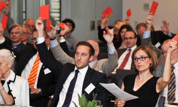 EBD Exklusiv: Frühzeitiger Austausch zu den Politischen Forderungen 2015/16