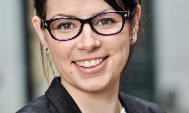 """Neue Projektmanagerin des """"Europäischen Wettbewerbs"""": Mareen Hirschnitz"""