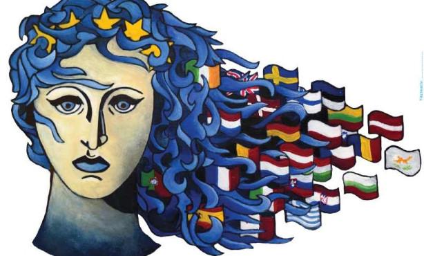 Es ist Dein Europa   Newsletter Europa in der Schule 2/2017 jetzt online