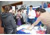 Karrieresprungbrett viadukt: EBD auf der Job- und Praktikantenmesse an der Europa-Universität Viadrina