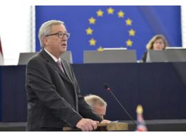 Public Viewing und Diskussion: Rede zur Lage der Europäischen Union 2016