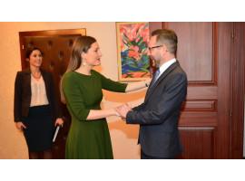 EBD Staatsminister im Dialog