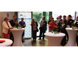 Treffen der Brüssel-Alumni in Berlin