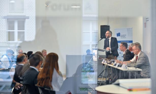 EBD Netzwerk-Tag 2015 | Europa neu denken