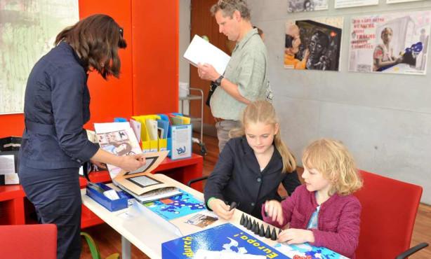 Kinder, Kunst und Politik – Ausstellung des Europäischen Wettbewerb eröffnet