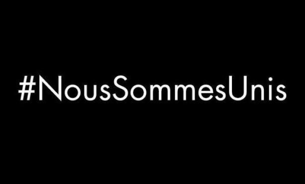 #Noussommesunis   Reaktionen auf die Anschläge in Paris