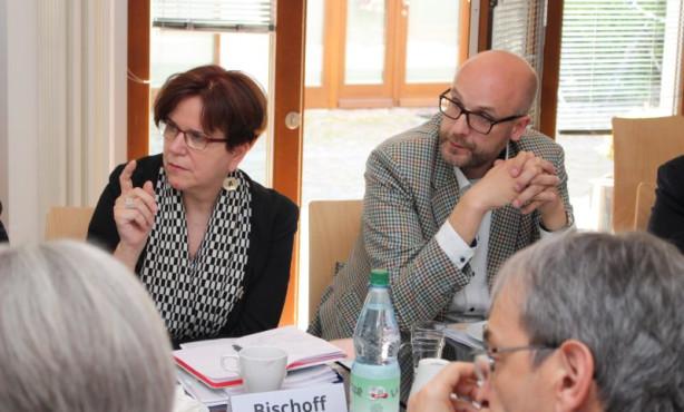 Mehr Politik wagen! EBD-Vorstand diskutiert Spitzenkandidaten und Europakommunikation