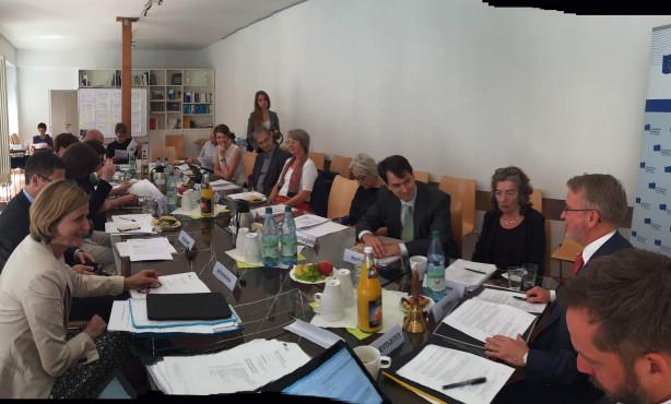 EBD Konsultation auf der Zielgeraden: Vorstand berät Politische Forderungen 2016/17