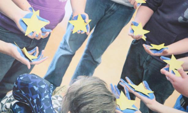 Kreativ und kritisch für Europa – Schülerarbeiten des 63. EW