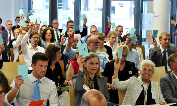 Europa: Jetzt erst recht! Mitgliederversammlung zwischen Brexit und Bundestagswahlen