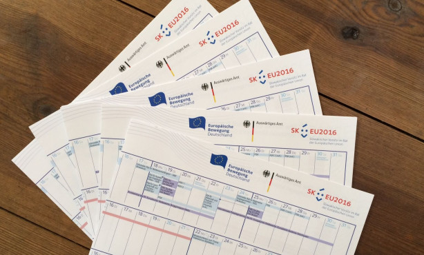 Slowakische EU-Ratspräsidentschaft: Neuer Kalender der EBD – Alle Termine auf einem Blick