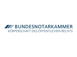 Bundesnotarkammer (BNotK)