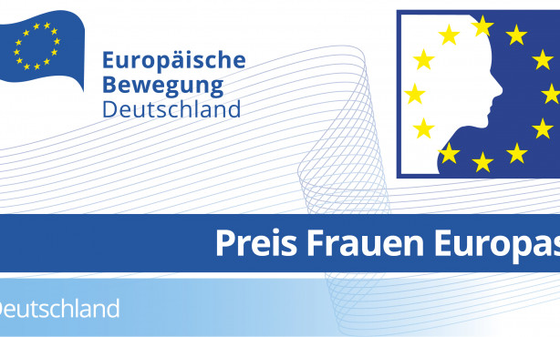 Preisverleihung Preis Frauen Europas 2018