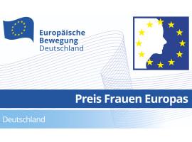 Festakt Preis Frauen Europas 2016
