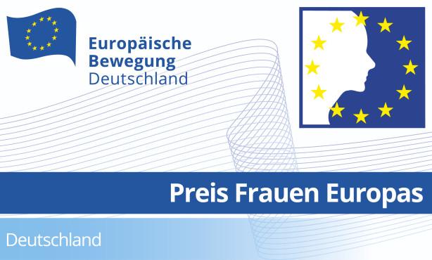 Festakt zur Verleihung des Preis Frauen Europas 2016