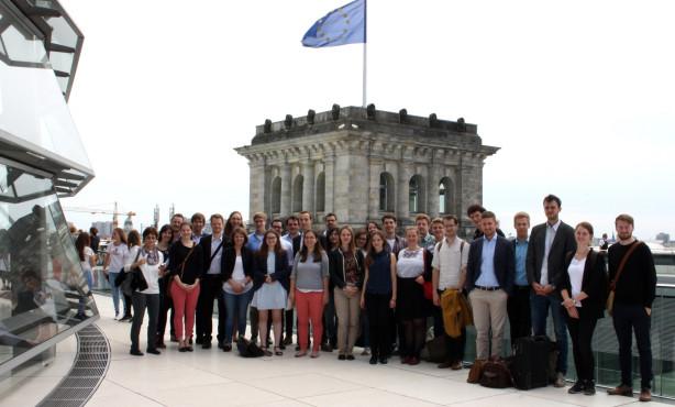 Vom College of Europe fürs Berufsleben lernen | Career Days 2016