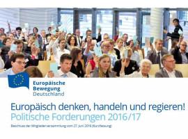 EBD-Vorstandsempfang – Place Lux in Berlin