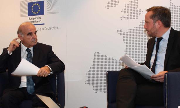 EBD Dialog | Außenminister Vella über Maltas Rolle in der europäischen Außenpolitik