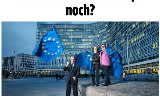 Europas letzte Fans? Bild-Interview mit Oettinger, Schreyer, Wulf-Mathies