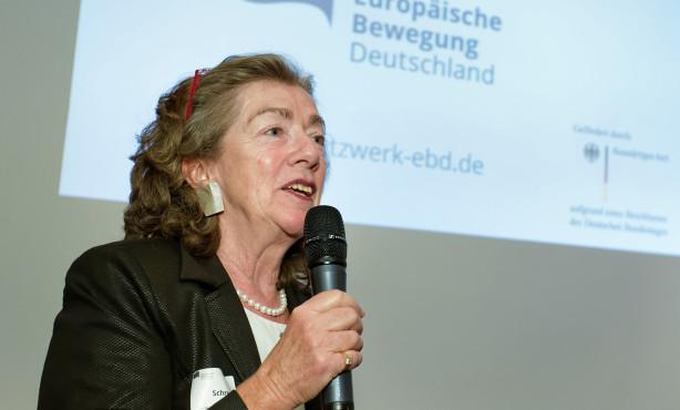 Europäisch denken, handeln und regieren im Herzen Berlins | Vorstandsempfang der EBD