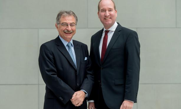 Neuer BDI-Präsident: Dieter Kempf