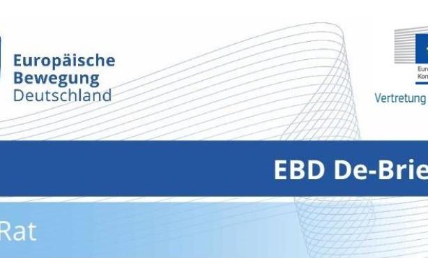 EBD De-Briefing EZB-Rat
