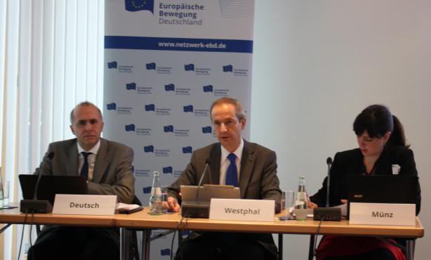 EBD De-Briefing ECOFIN | Haushalt 2017: Mehr Geld für Migration und Jugendarbeitslosigkeit