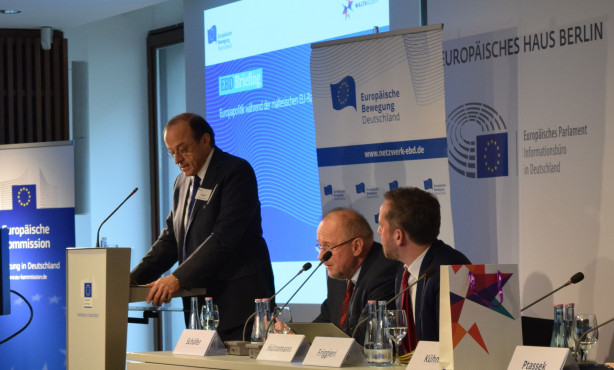 EBD Briefing | Kleines Land – große Aufgabe: Maltas Agenda für eine starke EU