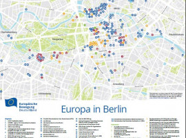 EBD Grafik: Europa in Berlin