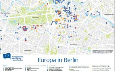 EBD Grafik: Europa in Berlin