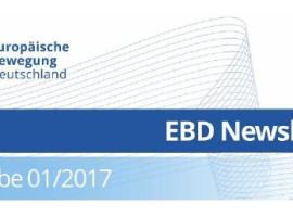 EBD Newsletter 01/17