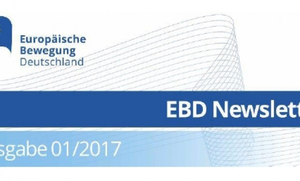 EBD-Newsletter 01/2017 erschienen