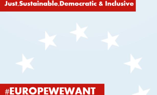 Das Europa, das wir wollen | 242 Organisationen appellieren an EU-Regierungschefs