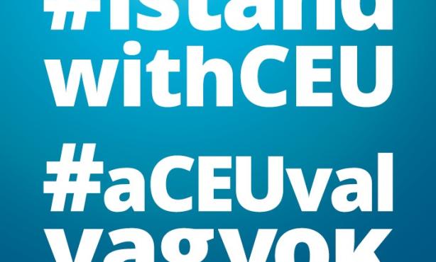 Politik gegen die Central European University widerspricht europäischen Prinzipien!
