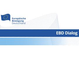 EBD Dialog Rumänien: ein Jahrzehnt in der EU