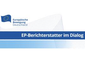 """EP-Berichterstatter im Dialog zum Thema """"Europäisches Solidaritätkorps"""""""