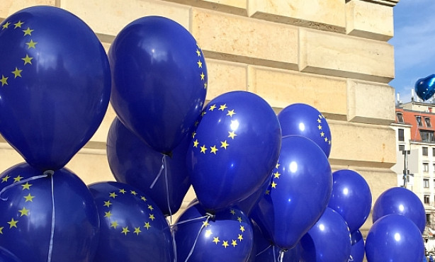 Pulse of Europe am Pfingstsonntag: Treffpunkt Gendarmenmarkt!