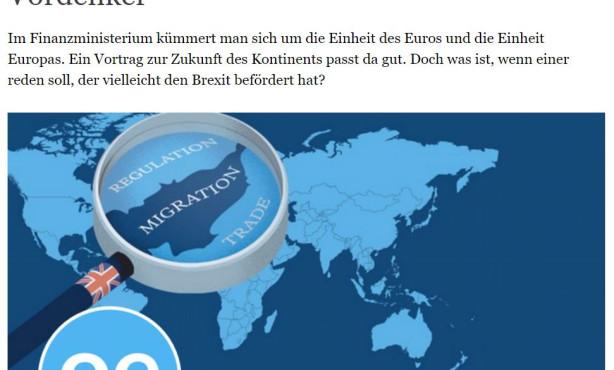 Open Europes Rolle in Deutschland: Endlich wird klar, wie Westminister in Deutschland Anti-EU-Stimmung machte