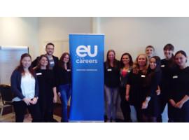 Evaluierungstreffen der EU Careers Ambassadors