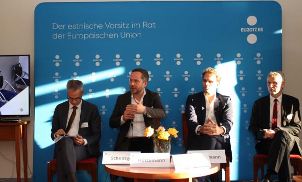 EBD Dialog eEurope | Digitale Freiheit in der EU: Einheitliche Standards, Regeln & Sicherheit
