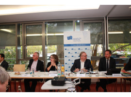 Intense Debates on the Future of Europe and the next EMI board – EM Germany's Board is looking positively into the future