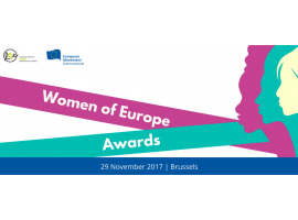 EMI | Women of Europe Awards 2017