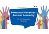 Europäische Bewegung International wählt neuen Vorstand | Eva Maydell neue Präsidentin | Bernd Hüttemann & Christof Klitz in Ämtern bestätigt