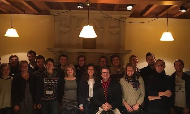 Beschwerdefrei durchs erste Halbjahr – Studierende am College of Europe gut angekommen und betreut