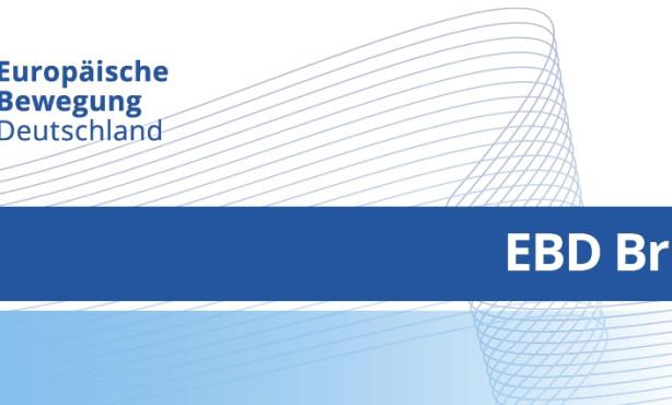 EBD Briefing zur bulgarischen Ratspräsidentschaft