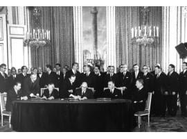 Vive l'Europe – Es lebe Europa! 55 Jahre Élysée-Vertrag: die deutsch-französische Freundschaft geht nur europäisch