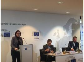 EP-Berichterstatter im Dialog   Online-Privatsphäre ist ein Grundrecht!