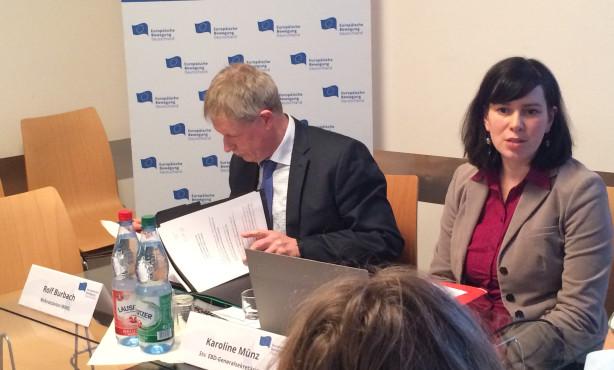 EBD De-Briefing | Erster AGRIFISH-Rat unter bulgarischer Ratspräsidentschaft