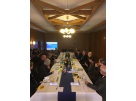 Europa in aller Munde | Erste Sitzung des EBD-Vorstands im neuen Jahr
